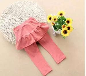 Rose Pink skirt trousers ( 18 months - 5 years)