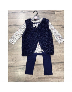 Girls 3 Pc Set
