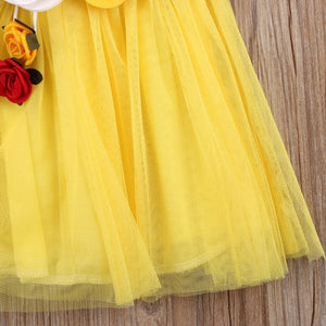 Snow White style dress and headband