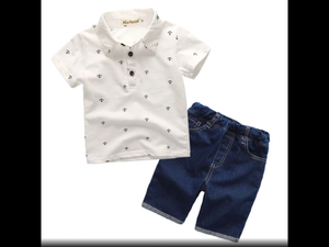 Boys Shorts Sets