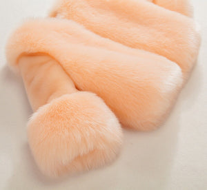 Lucy Faux fur jacket ( 2-6 years)
