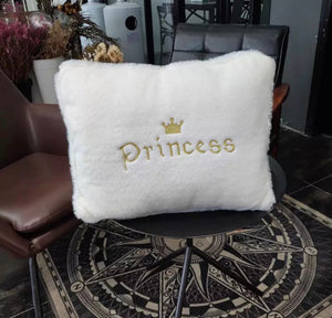White princess cushion