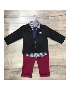 Boys 5 Pc Set