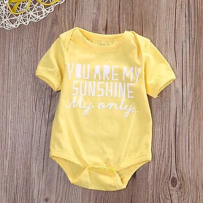You are my sunshine bodysuit (0-18 months)