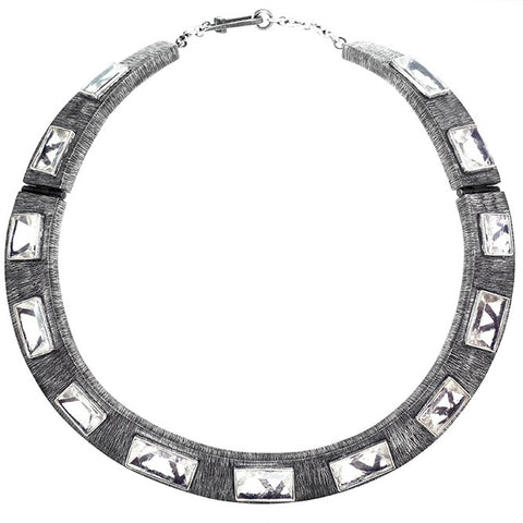 Infinity Collar Necklace