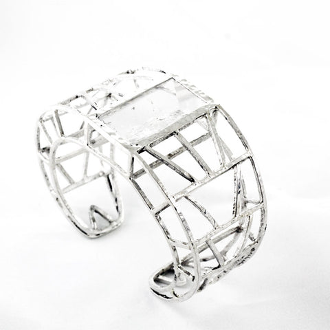 Bridge to the Sky Cuff Bracelet