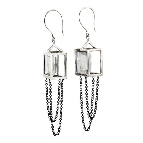 Malleable Confinement Earrings