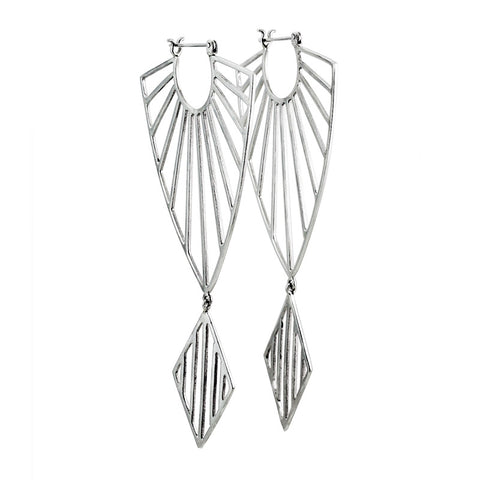 Rising Wings Earrings