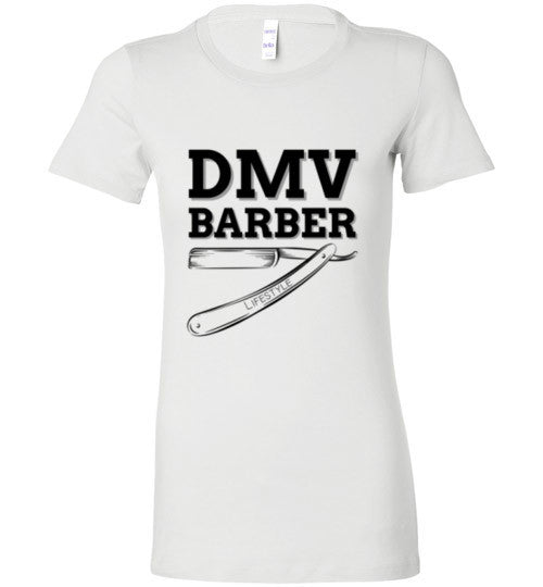 DMV Barber Bella Ladies Favorite Tee