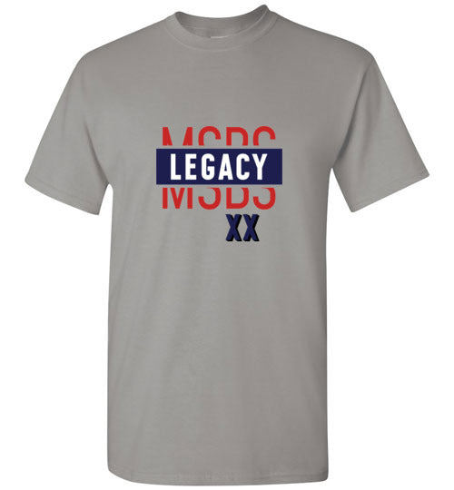 MSBS Legacy (20 Year Anniversary Limited Edition Shirt)