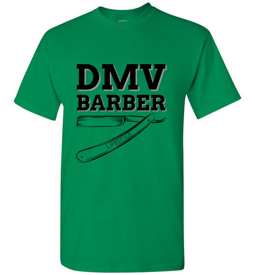 DMV Barber Gildan Short-Sleeve T-Shirt