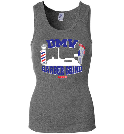 DMV Barber Grind Ladies Tank