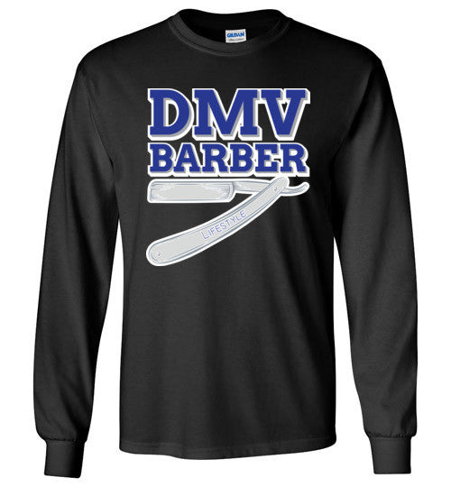 DMV Barbers Edition Long Tee