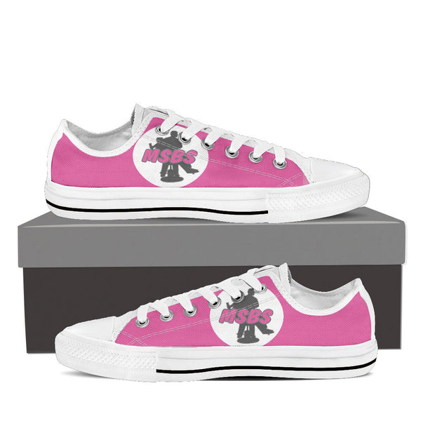 DMV Women's Low Tops