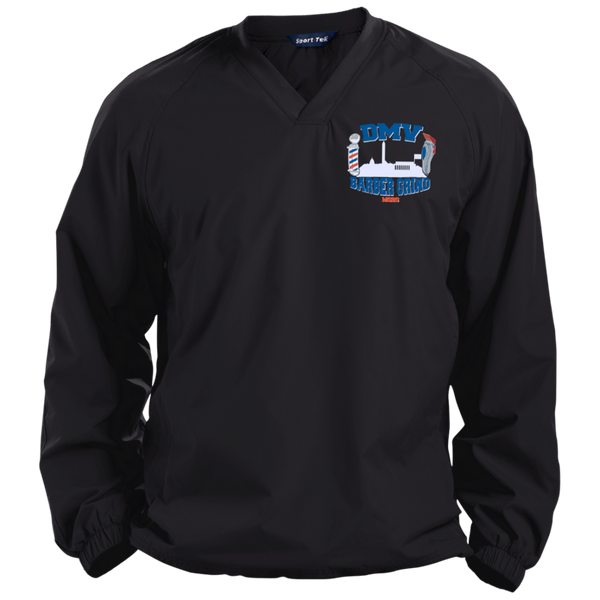Pullover V-Neck Windshirt