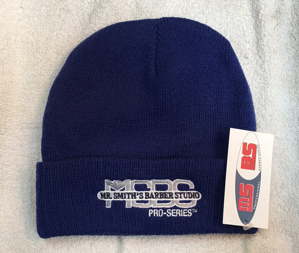 The Official MSBS Knit Beanie In Blue