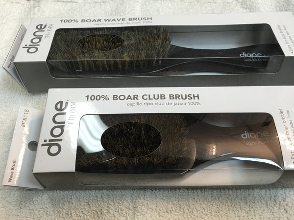 Diane Boar Club Brush
