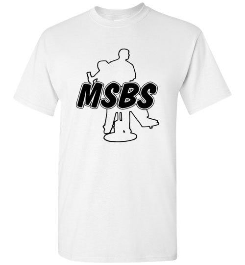 MSBS Cuts Gildan Short-Sleeve T-Shirt