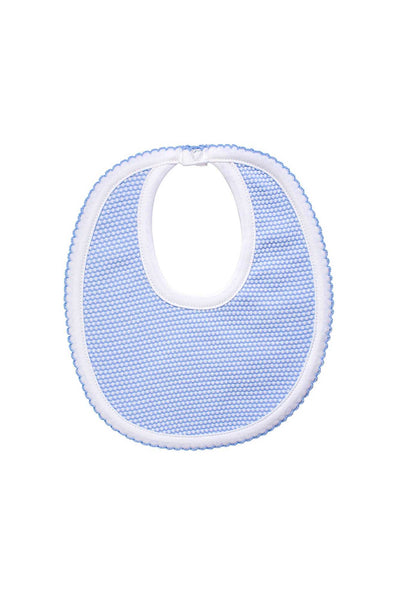 The softest Baby bib made of pima cotton