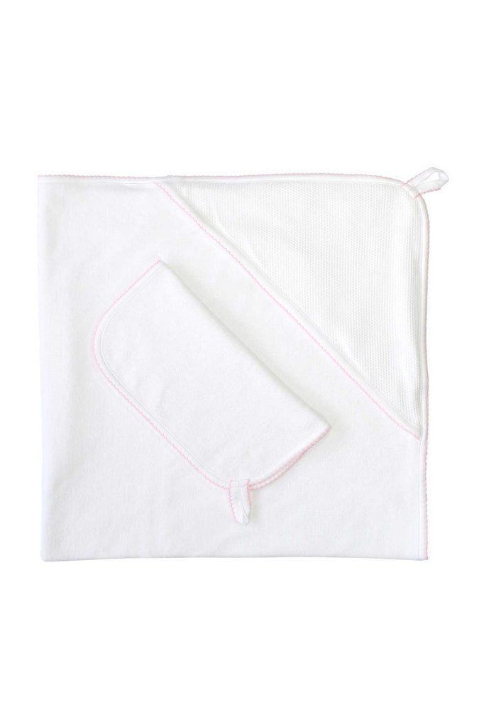 The softest Baby towels made of 100% peruvian cotton by Nella Pima