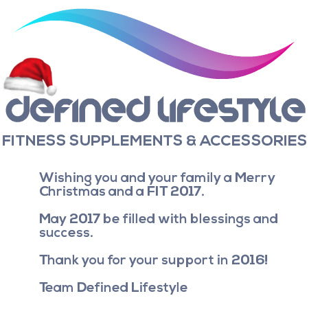Defined Lifestyle Merry Christmas 2016