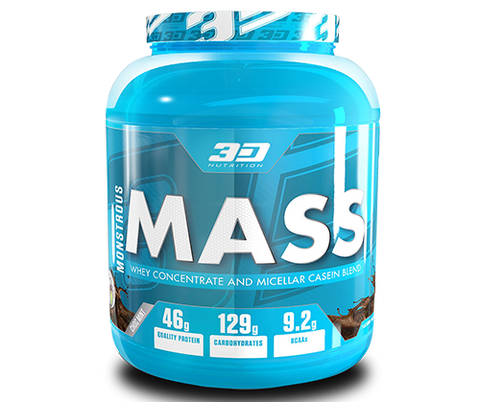 3D Nutrition Monstrous Mass