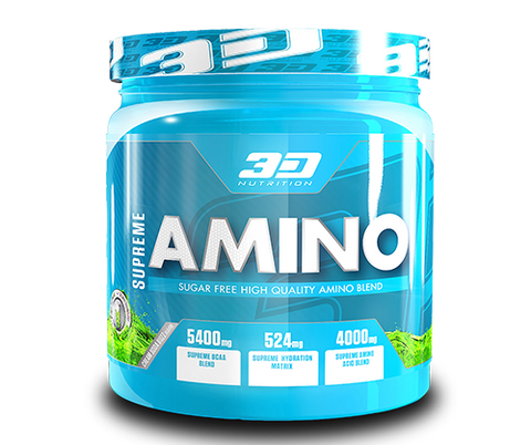 3D Nutrition Supreme Amino