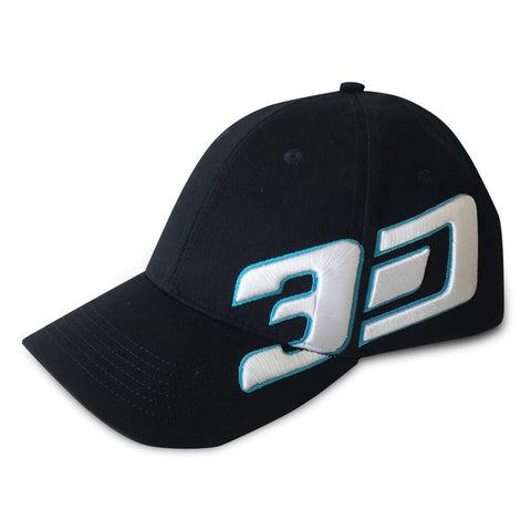 3D Nutrition Cap - Black
