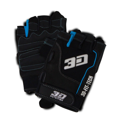 3D Nutrition Essential Lifting Gloves