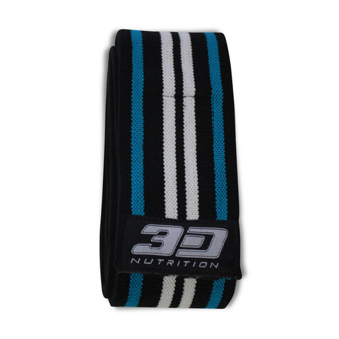 3D Nutrition Knee Wraps