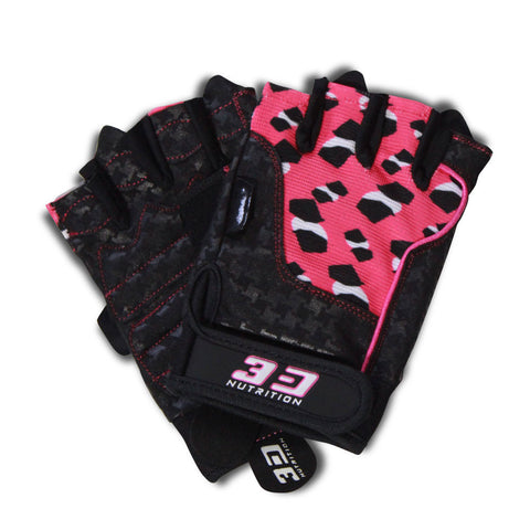 3D Nutrition Ladies Lifting Gloves