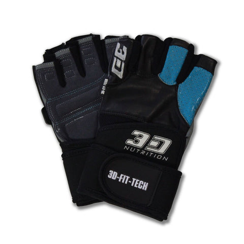 3D Nutrition Performance Lifting Gloves