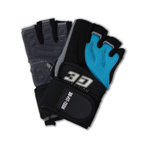 3D Nutrition Pro Lifting Gloves