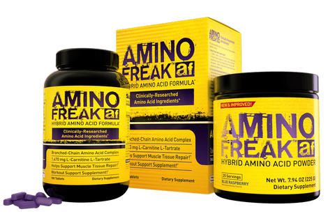 PharmaFreak AMINO FREAK™ Tablets