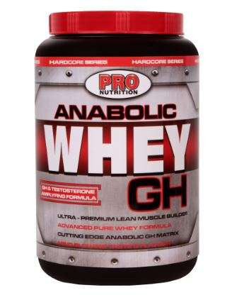 Pro Nutrition Anabolic Whey GH