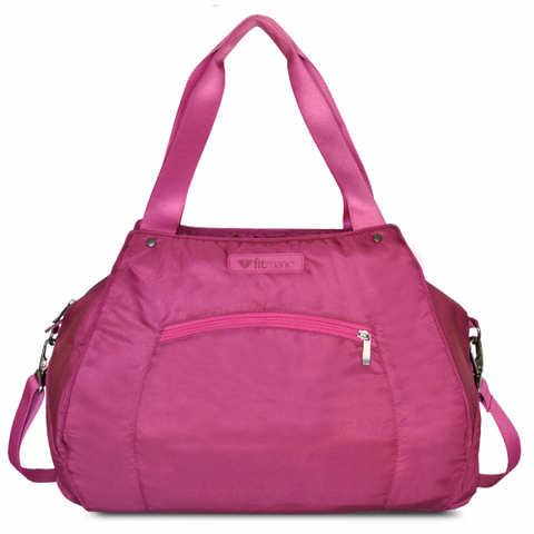 Fitmark Athletic Tote - Purple Potion