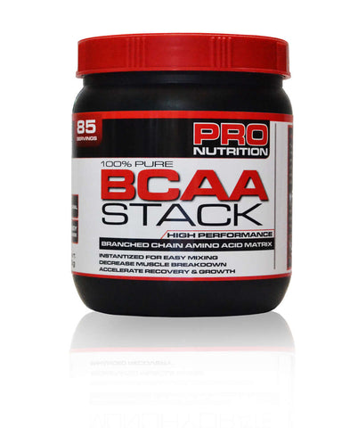 Pro Nutrition BCAA Stack