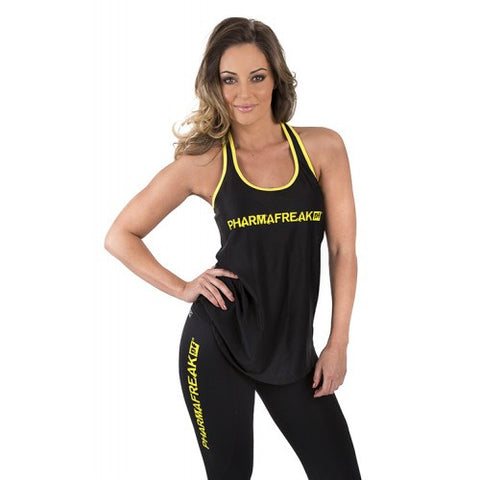 PharmaFreak Boost Gymwear PHARMAFREAK Ladies Vest