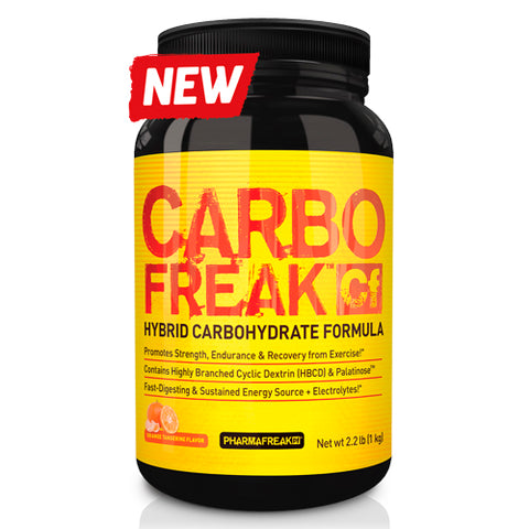 PharmaFreak Carbo Freak CF Orange 1kg