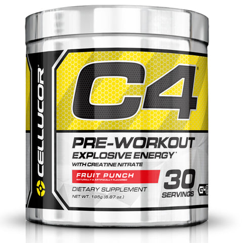 Cellucor C4 Fruit Punch