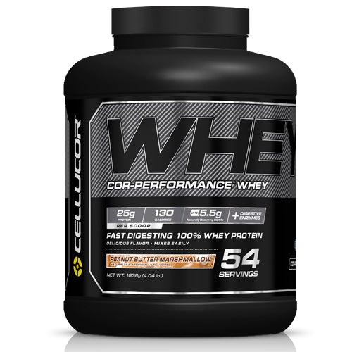 Cellucor COR Performance Whey Protein Peanut Butter Marshmellow