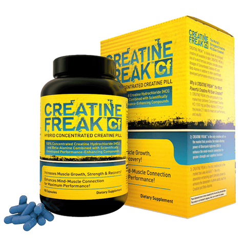 PharmaFreak CREATINE FREAK™ HCL Tablets