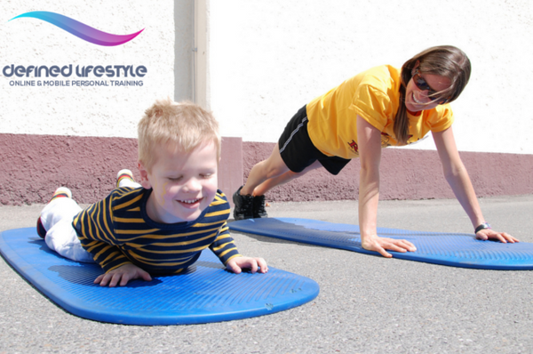 Defined Lifestyle Child Fitness