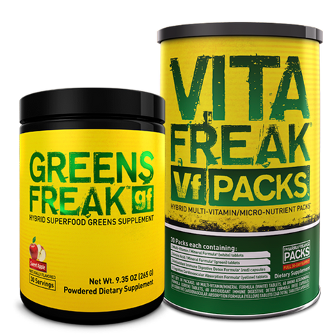 PharmaFreak HEALTH FREAK STACK