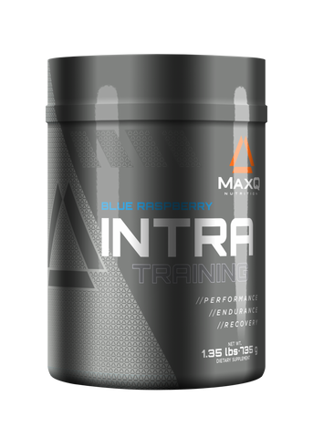 MaxQ Nutrition INTRA-Training Blue Raspberry