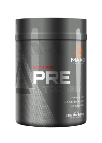 MaxQ Nutrition PRE-Training Bomb Pop