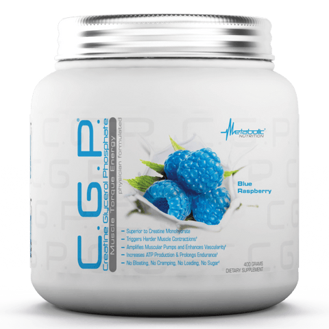 Metabolic Nutrition CGP Blue Raspberry