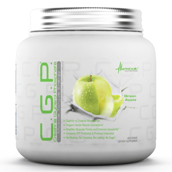 Metabolic Nutrition CGP Green Apple