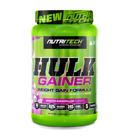 Nutritech Hulk Gainer Monster Marshmallow 1kg