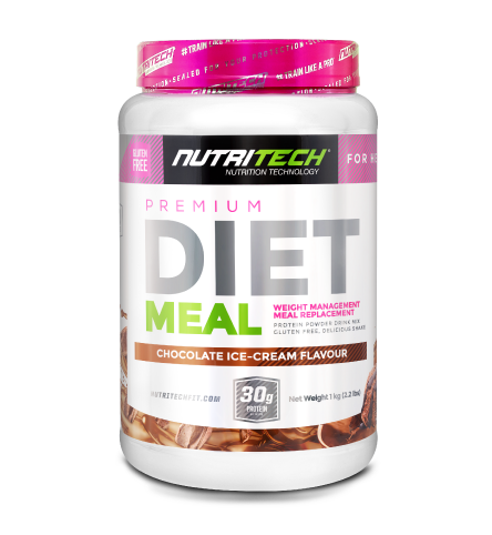 Nutritech Premium Diet Meal for Her Chocolate